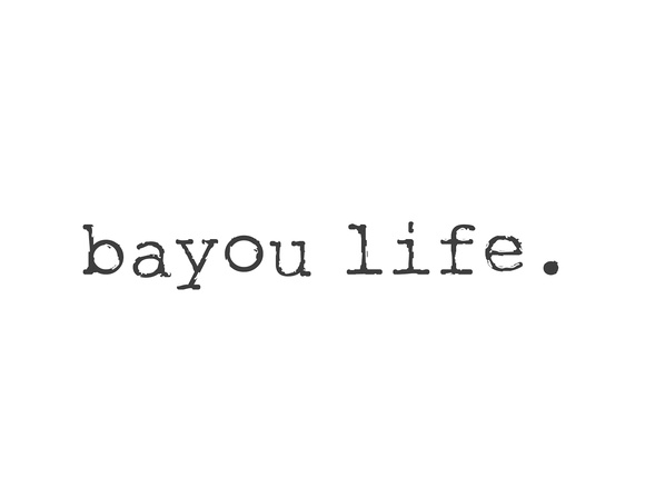 Bayou Life Notecards