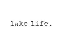 Lake Life Notecards
